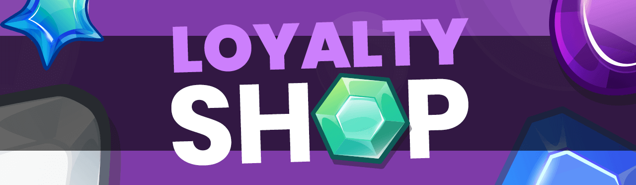 Loyalty Shop