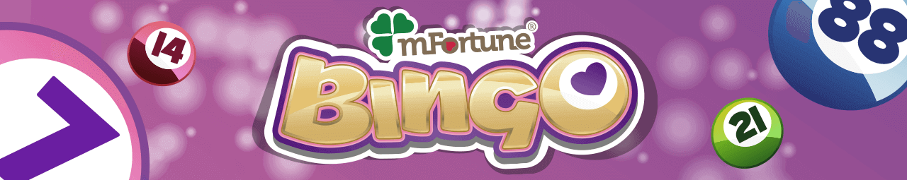 Mobile Bingo by mFortune Casino game logo