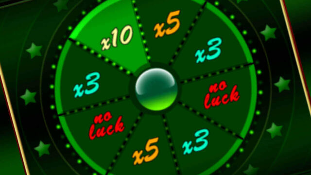 Vegas Vegas mobile slots Wheel of Fortune mini-game