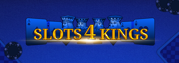 All Rise for The Brand New Slots 4 Kings